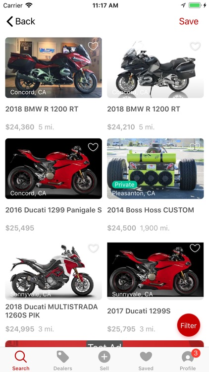 CycleTrader: Shop Motorcycles
