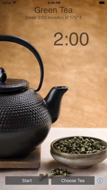 Camellia Tea Timer