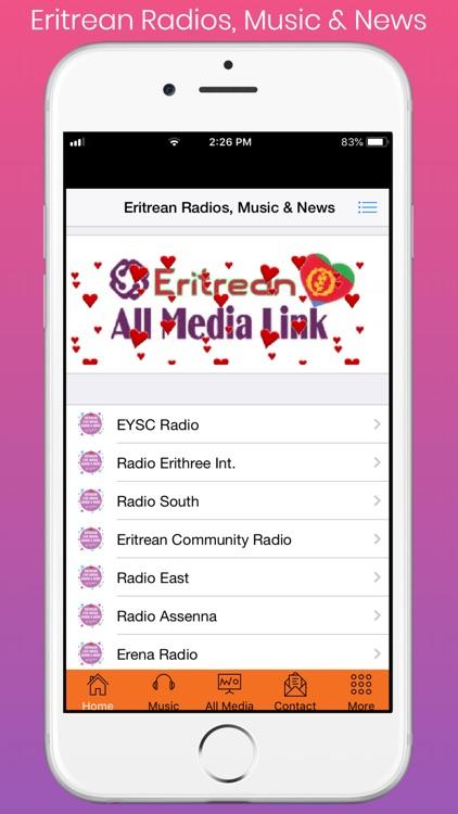 Eritrean Radios, Music & News screenshot-8