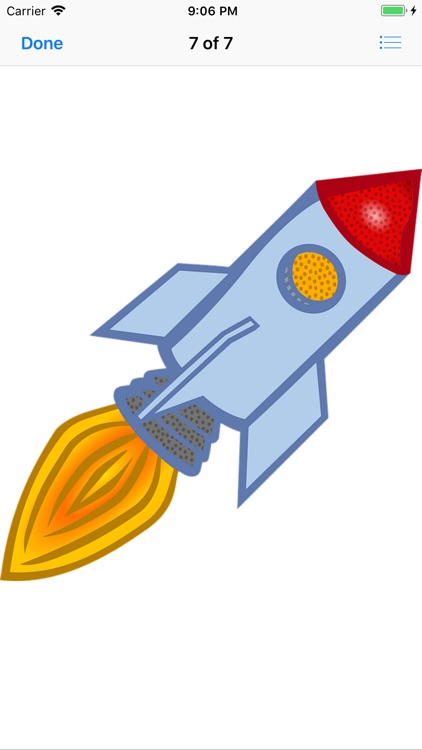 Rocket Sticker Pack screenshot-9