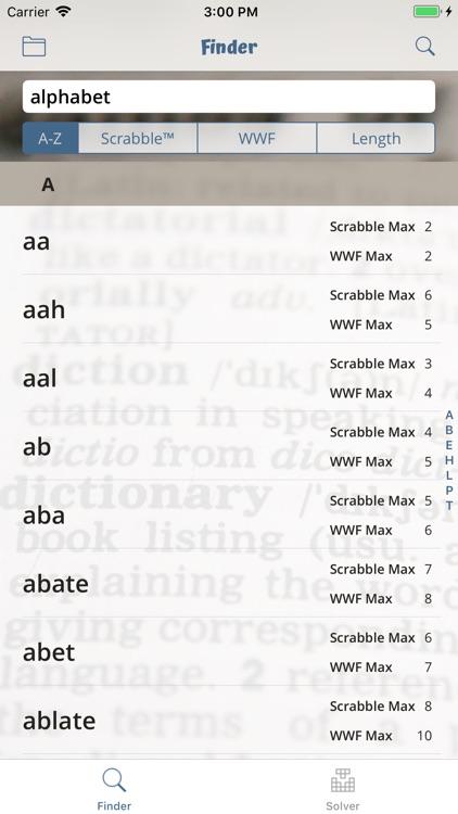 WordCheatr