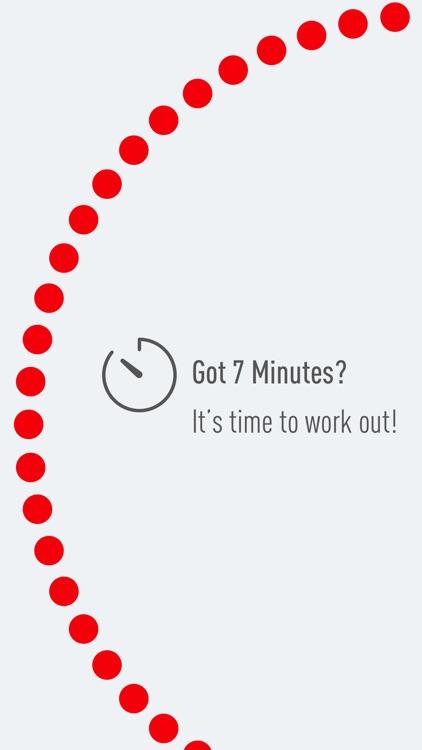 J&J Official 7 Minute Workout screenshot-4