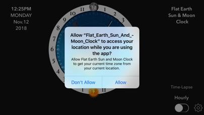 Flat Earth Sun, Moon & Zodiac screenshot 9