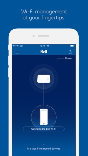 Whole Home WiFi from Bell brings fast Internet to every