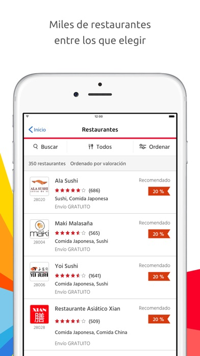 download Just Eat apps 4
