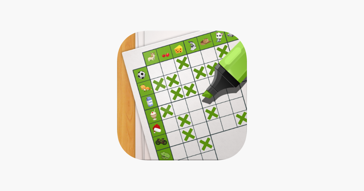 Einstein's Riddle Logic Puzzle on the App Store