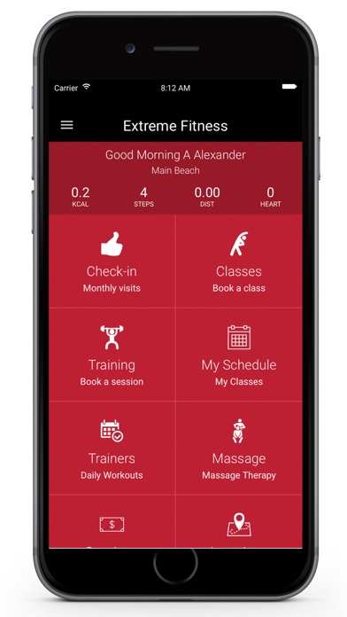 Extreme Fit app image