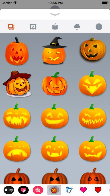 Happy Halloween • Stickers screenshot-3