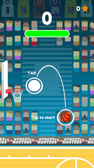 Tap Dunk - Basketball screenshot 1