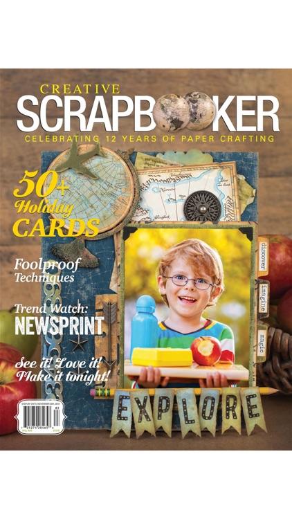 Creative Scrapbooker Magazine