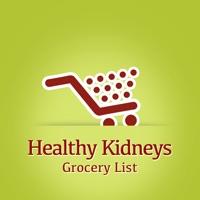 Healthy Kidneys Grocery List