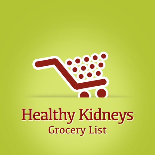 Healthy Kidneys Grocery List