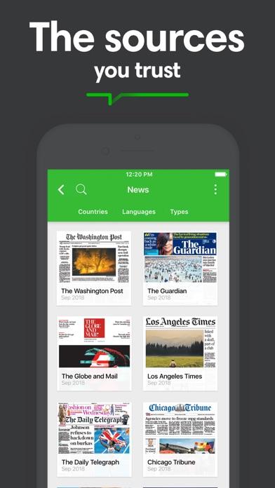 Baixar PressReader para Android