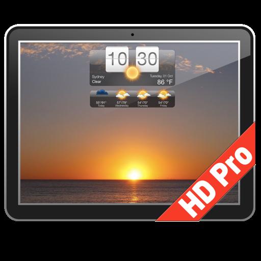 Погода HD & Живые обои Pro
