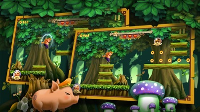 Kungfu Pigsy - endless runner screenshot four