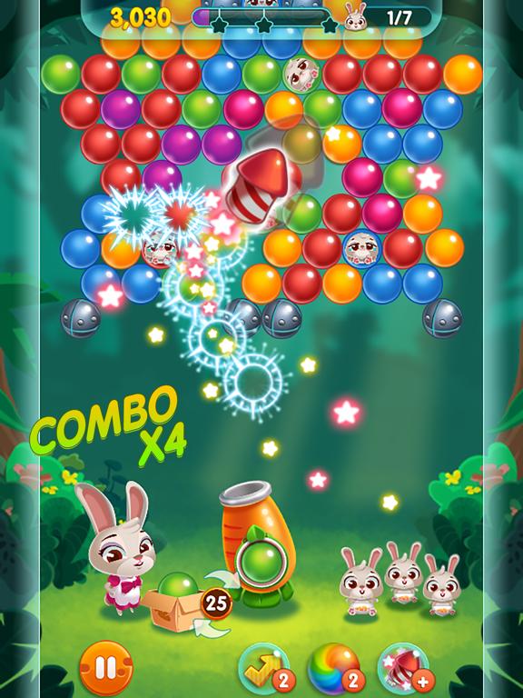 Bunny Pop! Скриншоты8