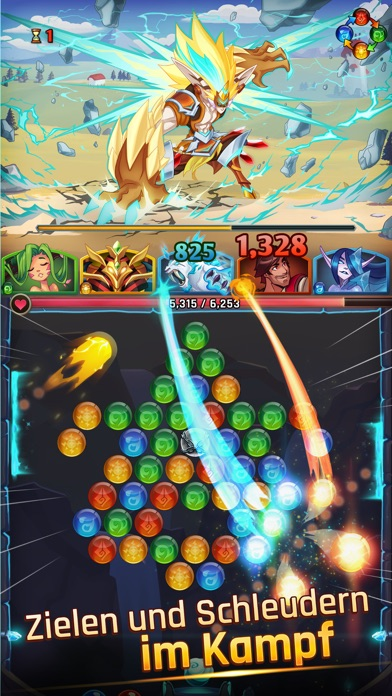 Screenshot 1 LightSlinger Heroes