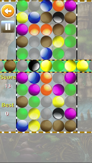 Balls in a Row. screenshot 4