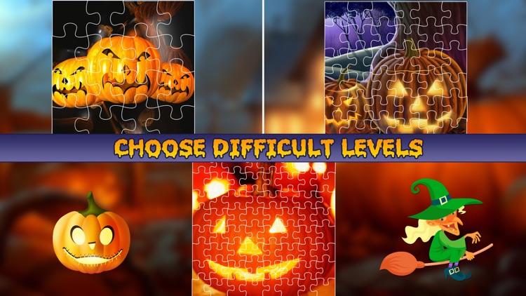 Halloween Jigsaw Art Puzzle screenshot-3