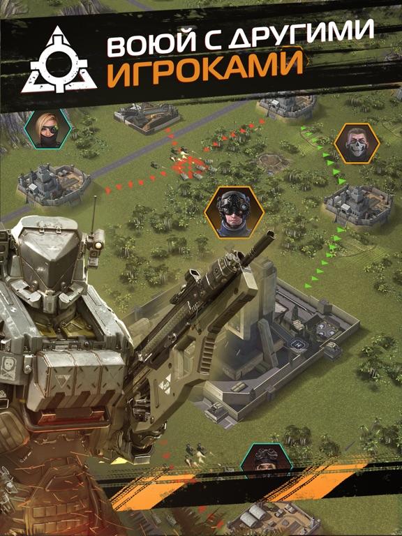 Скачать игру Soldiers Inc: Mobile Warfare