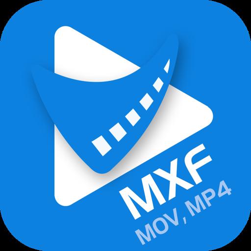 AnyMP4 MXF 轉換器
