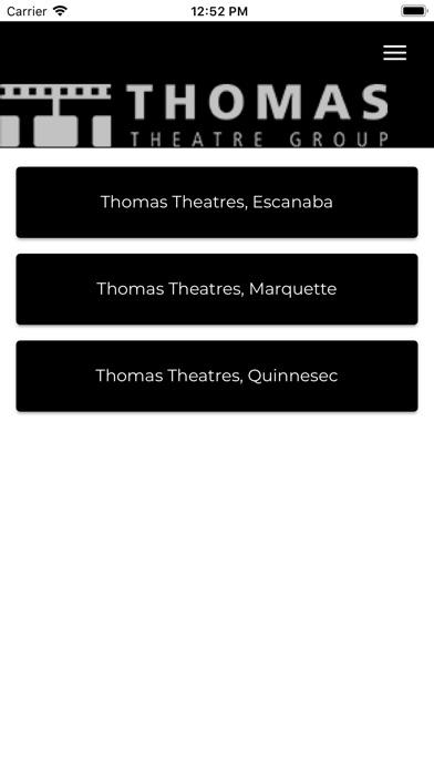 Thomas Theatre Group - App - App Store