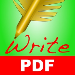 WritePDF for iPhone