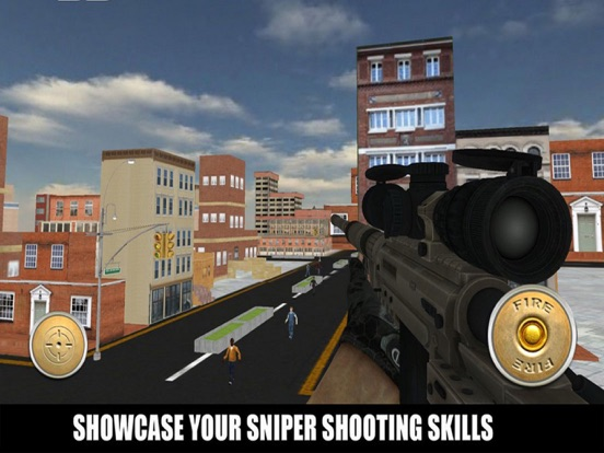 Duty of Snipers Street City screenshot 4