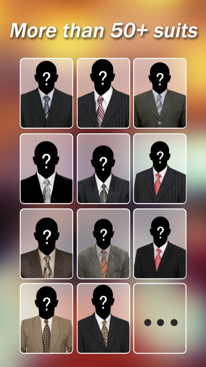 Man Suit -Fashion Photo Closet screenshot-4