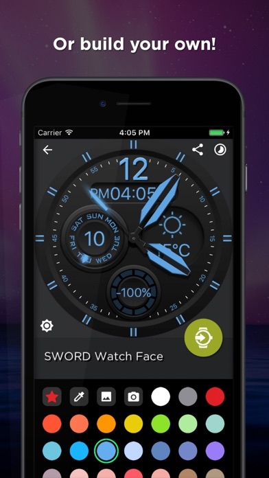 WatchMaker - 60000 Watch Faces