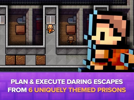 Screenshot #2 for The Escapists: Prison Escape