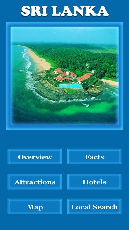 Sri Lanka Offline Travel Guide