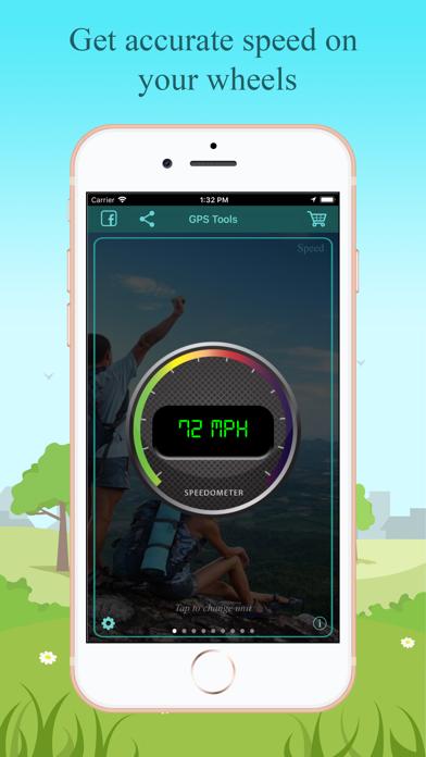 Screenshot of GPS Tools®1