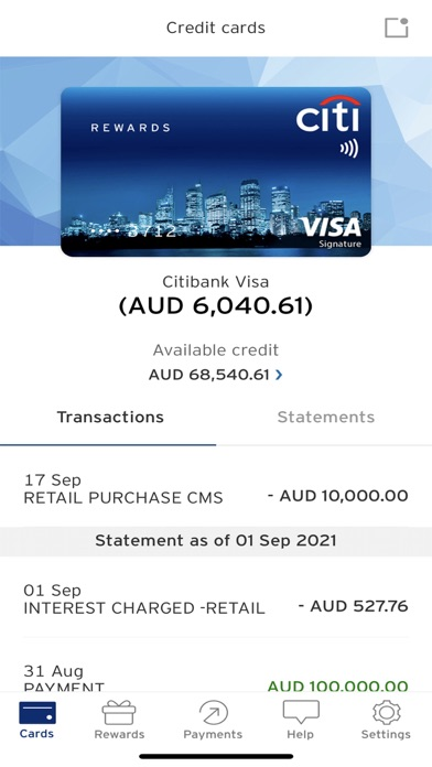Download Citibank AU for Pc