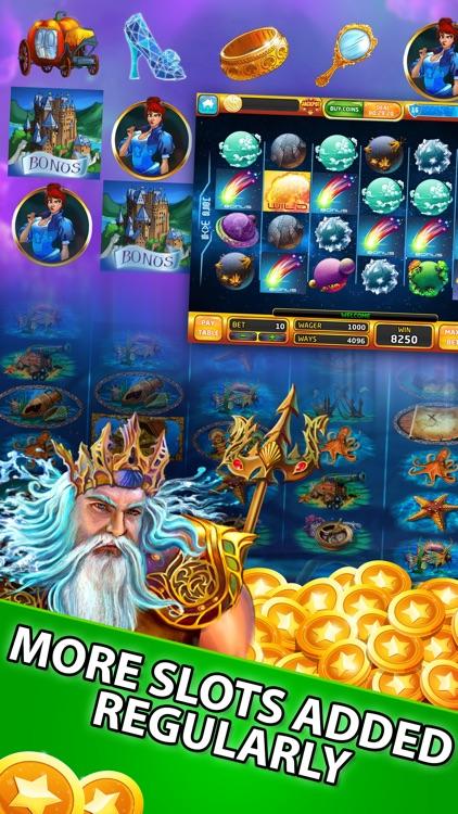 Slots Palace Casino screenshot-4
