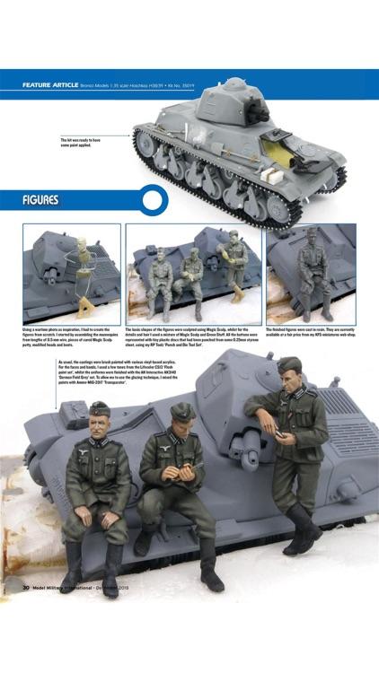 Model Military International screenshot-3