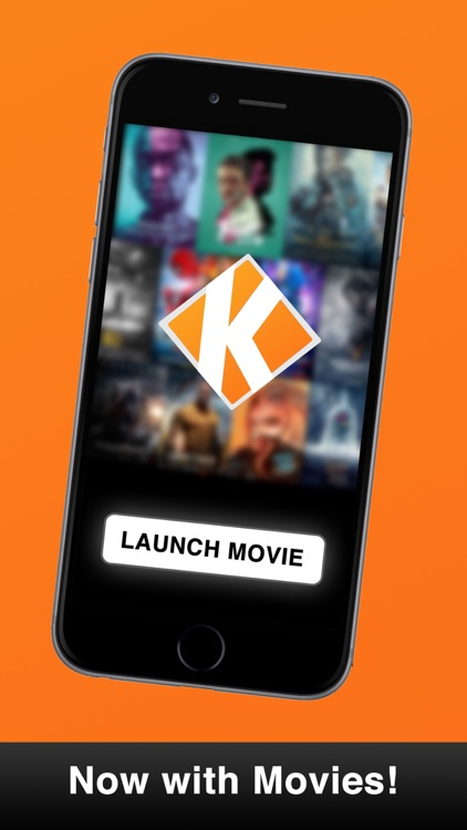 Kodi App for iPhone & iPad