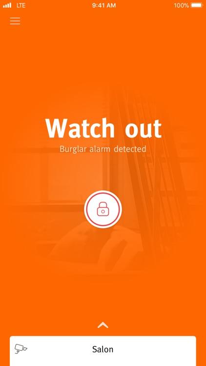 Egardia® Alarm System