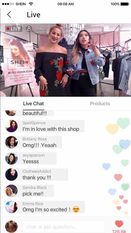 SHEIN Shopping - Women's Clothing & Fashion screenshot-4
