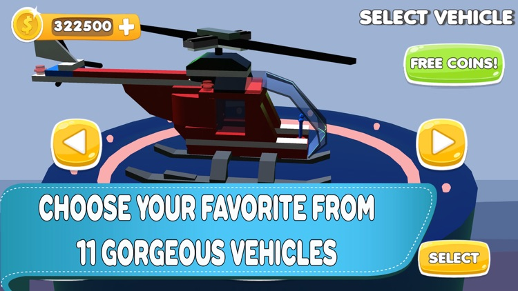 Toy Cars Racings Games