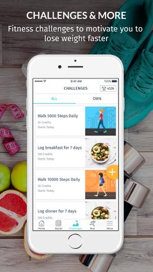 MevoFit: Weight Loss & Fitness Screenshot