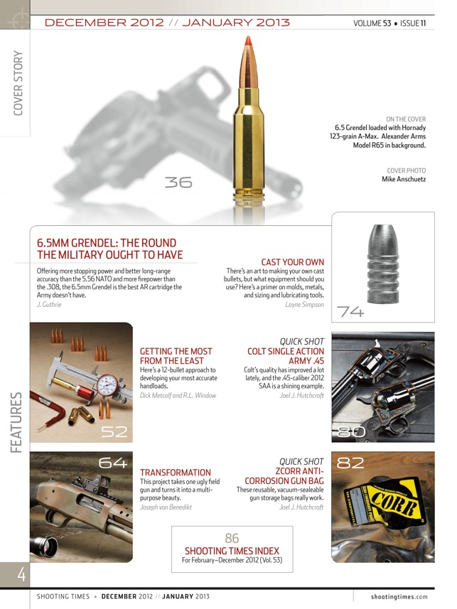 Shooting Times Magazine on the App Store