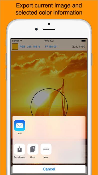 Pixel Picker - Image Color Picker screenshot three