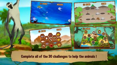 Leo's Journey in Africa screenshot one
