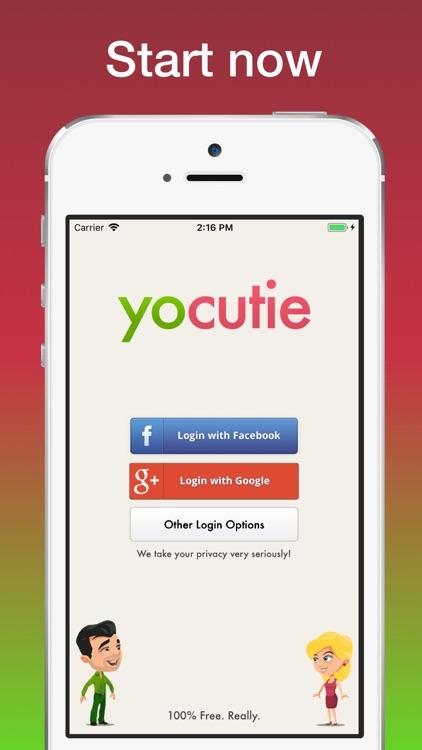 YoCutie - Dating App screenshot-4