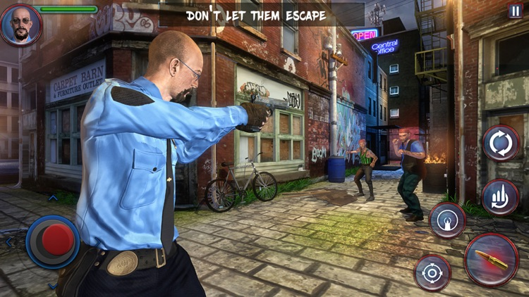 Police Story: Gangster City screenshot-1