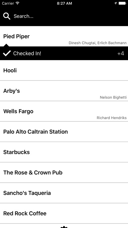 Checkie for Foursquare screenshot-1