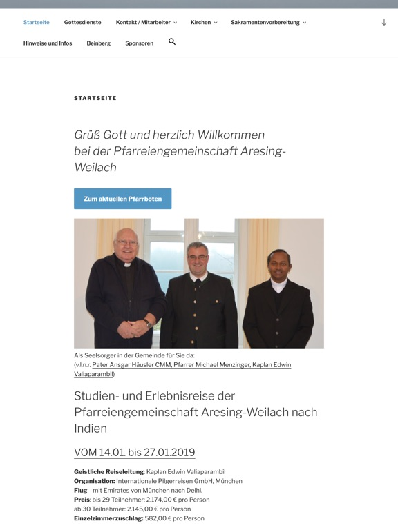 iPad Image of PG-Aresing-Weilach