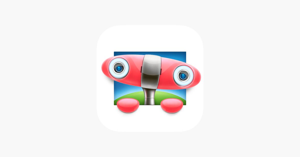 Webka: Foto bearbeiten im App Store