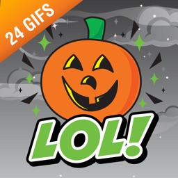 Halloween Adventure iSticker